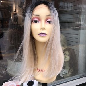 Accessories - Wig Super light blonde white wig New color in 2019